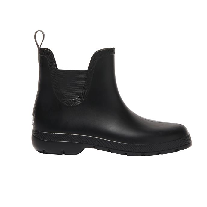 Cirrus Ladies Chelsea Ankle Rain Boot Black