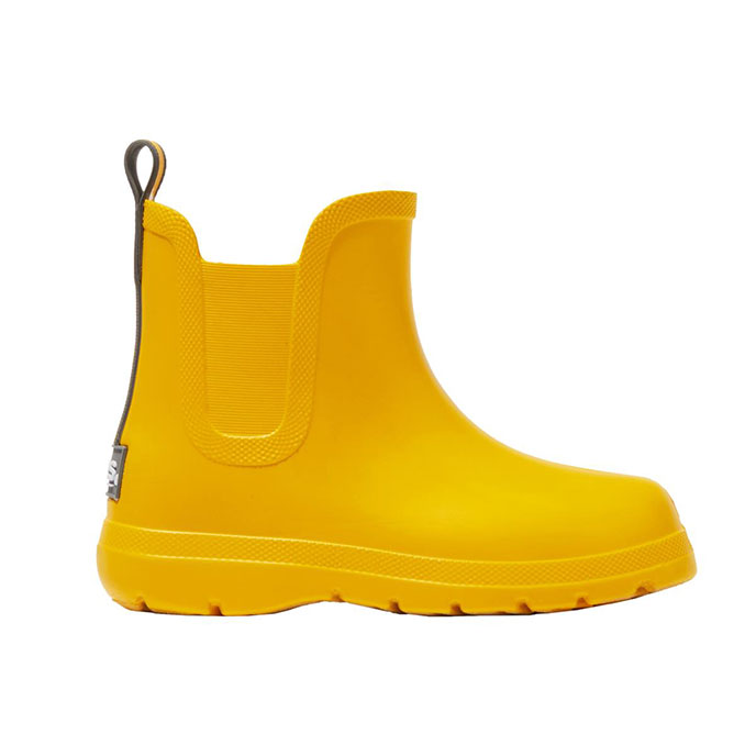 Cirrus Toddler Chelsea Rain Boot School Bus
