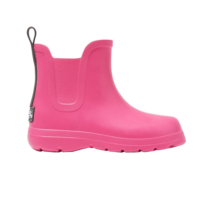 Cirrus Childrens Chelsea Rain Boot Rose Bloom