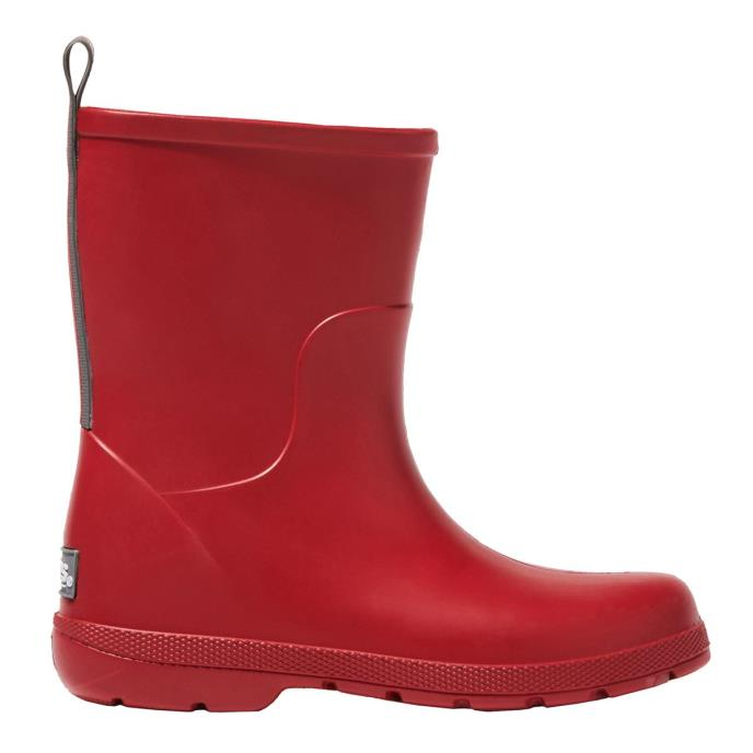 Cirrus Childrens Charley Wellington Boot Red