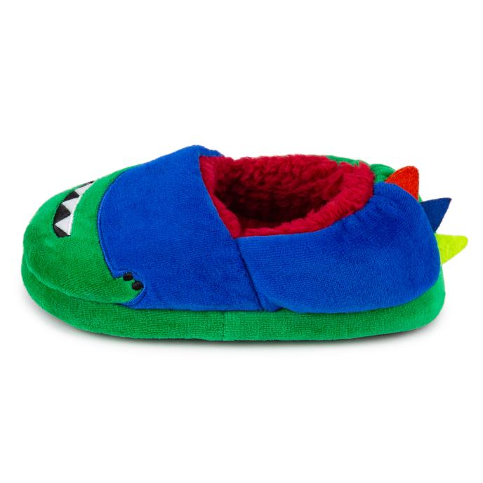 totes Childrens Novelty Slipper Crocodile