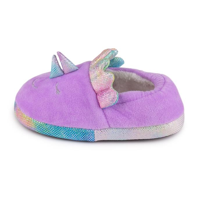 totes Childrens Novelty Slipper Dino