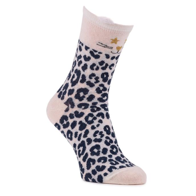 totes Ladies Triple Pack Ankle Sock Animals