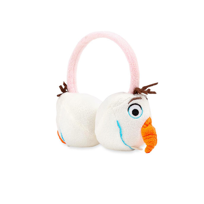 Children's Frozen Earmuffs  Light Pink