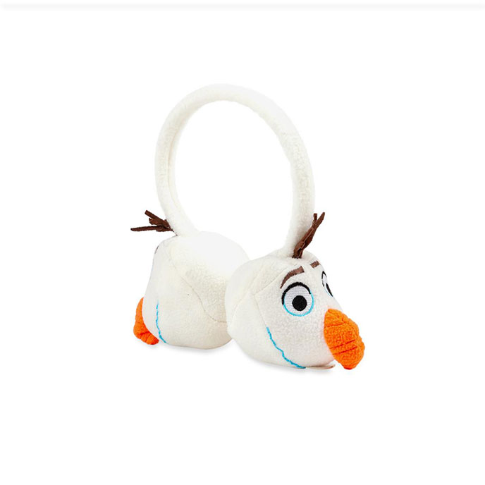 Children's Frozen Earmuffs  Off White