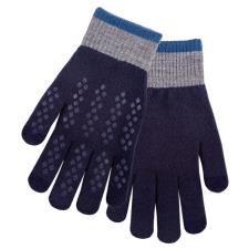 totes Mens Original Smartouch Gloves Navy