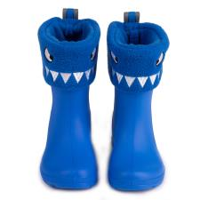 Cirrus Childrens Novelty Fleece Welly Liners Shark