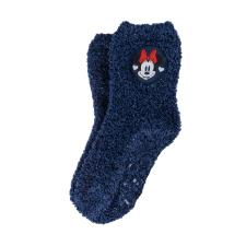 Minnie Mouse Socks (1 Pack) Navy