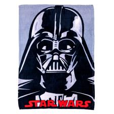 Star Wars Blanket Grey