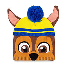 Kids Paw Patrol Hats Brown