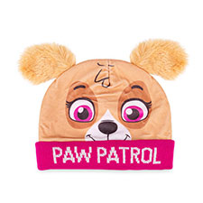 Kids Paw Patrol Hats Pink Novelty
