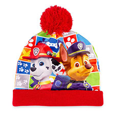 Kids Paw Patrol Hats Red