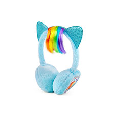 Children's My Little Pony Earmuffs Turquoise