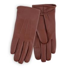 Isotoner Ladies Three Point Leather Glove Tan