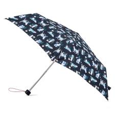 totes Supermini Cat Silhouette Print Umbrella (3 Section)