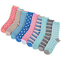 totes Waterfall 3 Pack Untreaded Ankle Socks