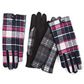 Isotoner Ladies Woven Thermal Glove
