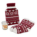 totes Ladies Fairisle Gift Set