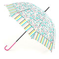 totes Ladies Elegant Walker Ditsy Floral Umbrella