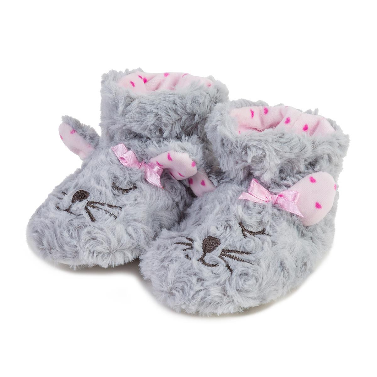 fdc4b8c04f totes Girls Novelty Rabbit Slippers Rabbit