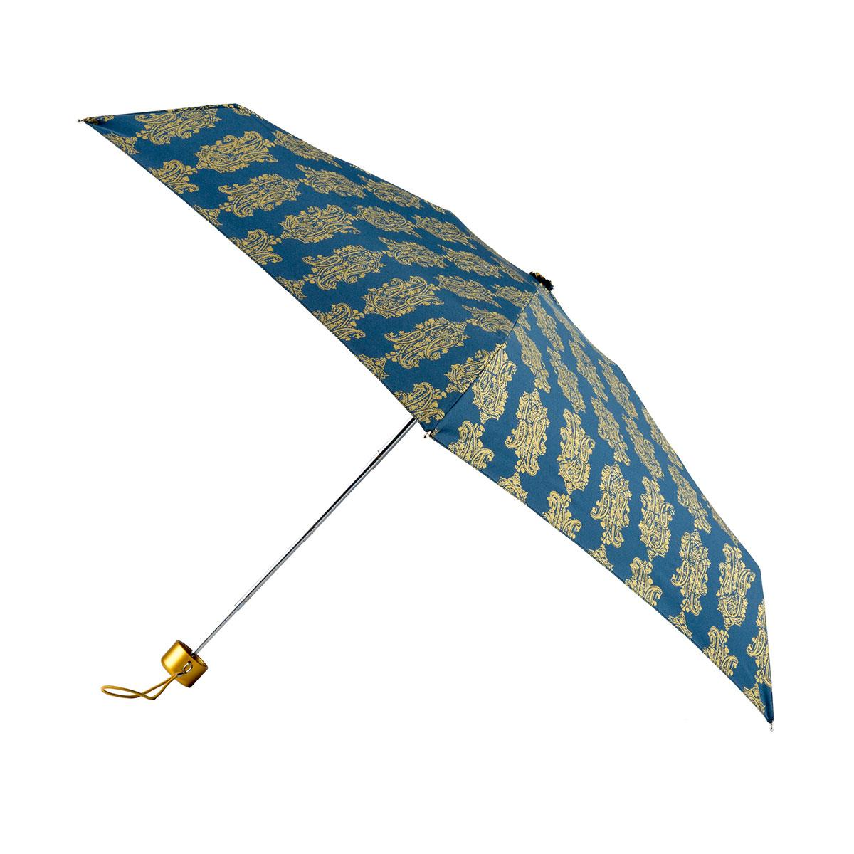 36e4ba9486a6f totes Mini Round Paisley Print Umbrella (5 Section) | totes ISOTONER