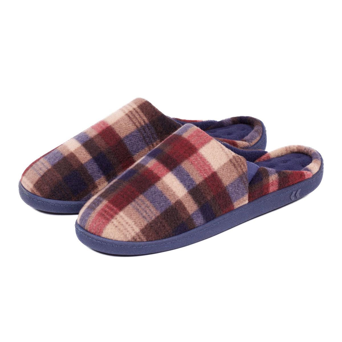 Bedroom Athletics Tartan Slippers