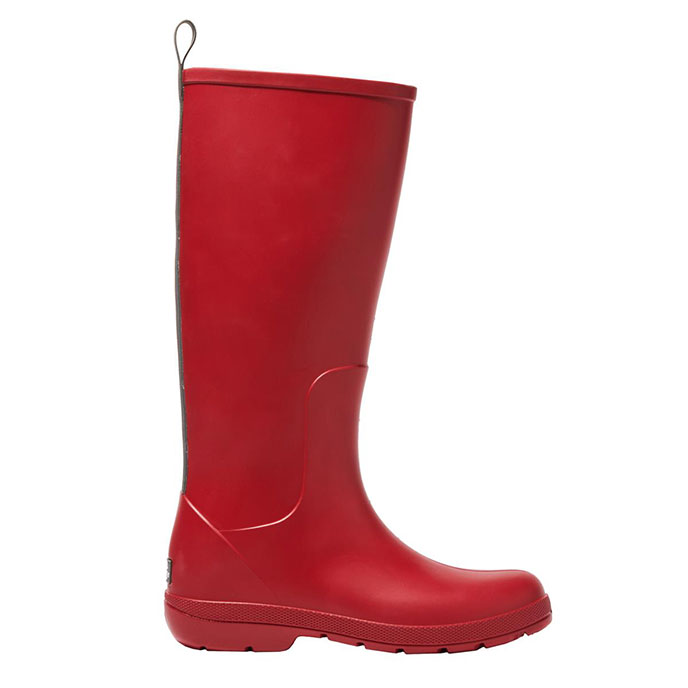 Cirrus Ladies Claire Tall Rain Boot Red