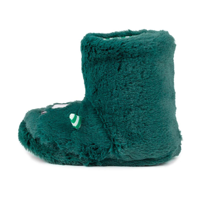 totes Children Monster Booties Green Monster