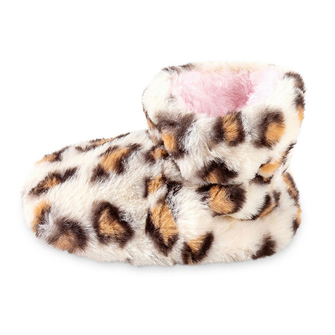 totes Tots Unisex Slippers Leopard
