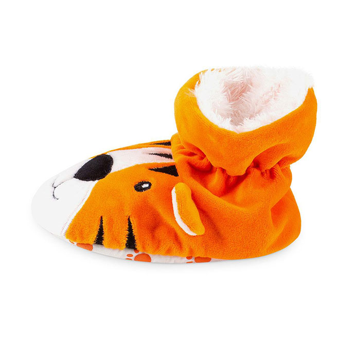 totes Tots Unisex Slippers Tiger