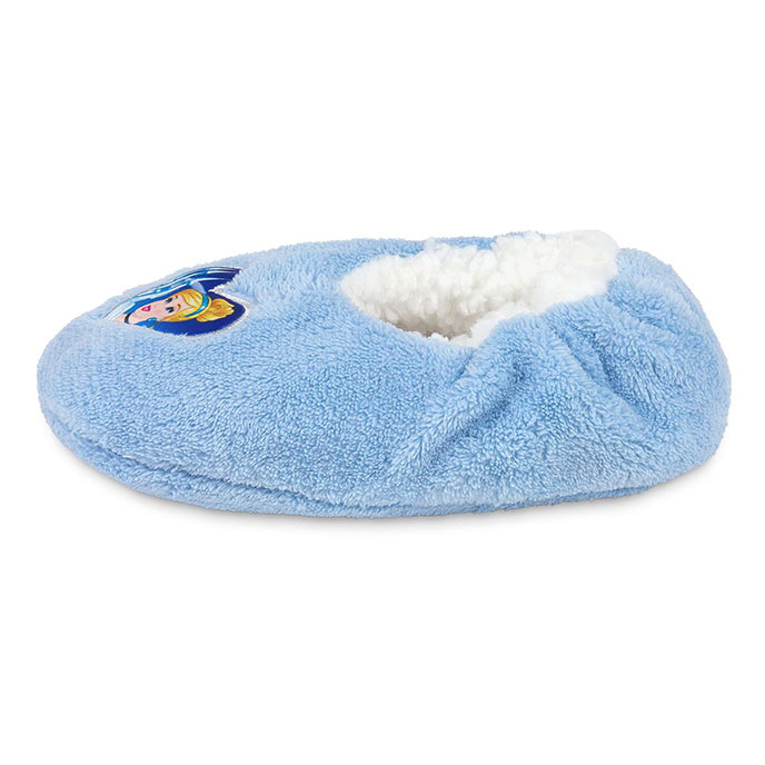 Children's Disney Princess Footsie Blue