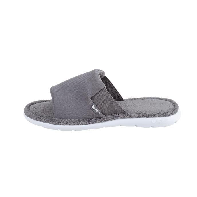 isotoner Ladies Zenz Retreat Open Toe Grey