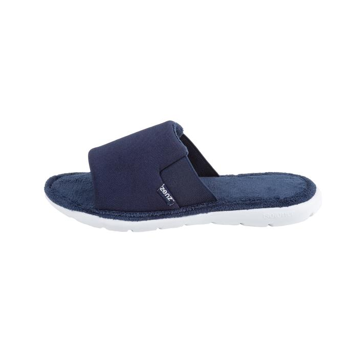 isotoner Ladies Zenz Retreat Open Toe Navy