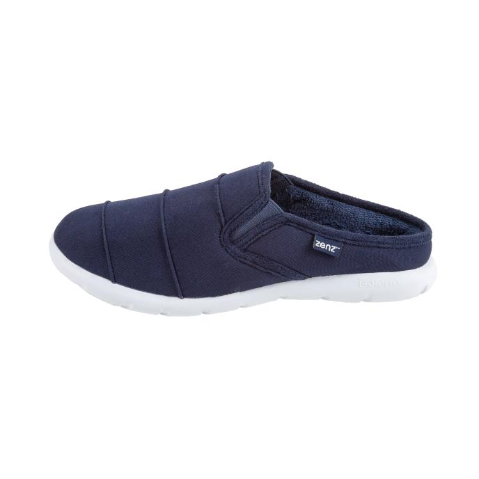 isotoner Ladies Zenz Retreat Swept Back Navy
