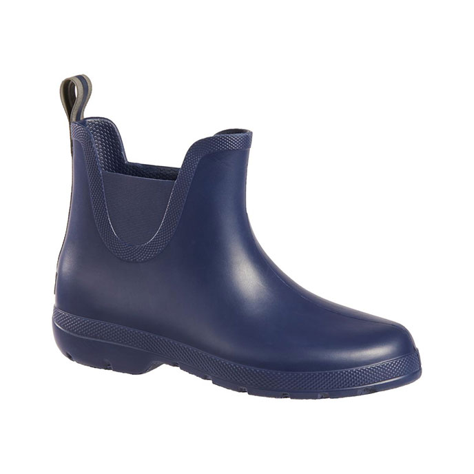 Cirrus Ladies Chelsea Ankle Rain Boot Navy