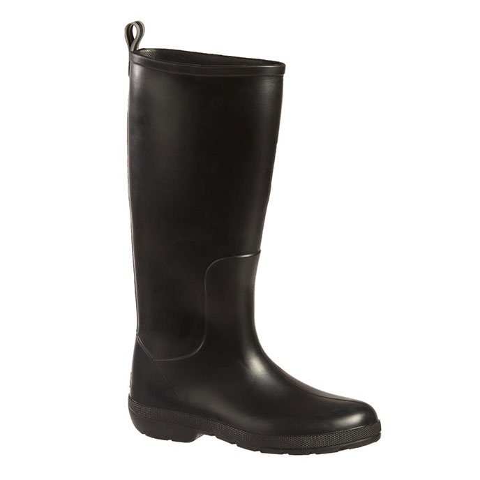 Cirrus Mens Tall Rain Boot Black