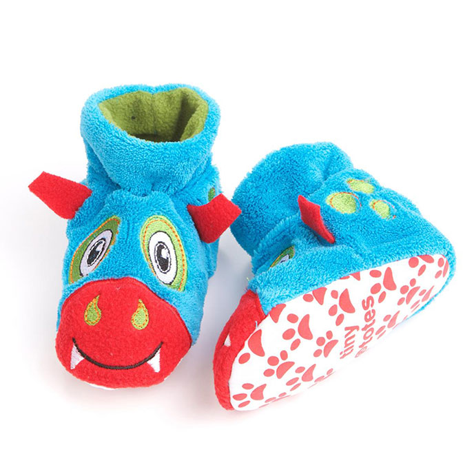 totes Novelty Slippers Monster