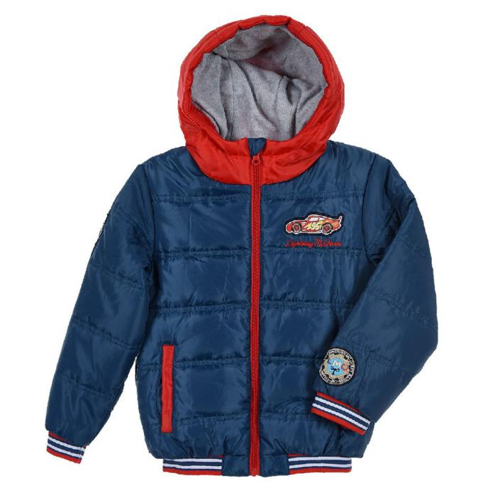 Cars Puffer Jacket Navy