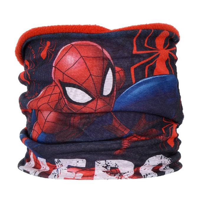 Spiderman Snood Red