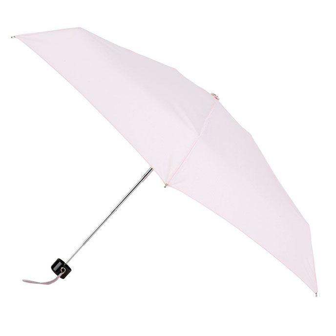 totes Thin Pink Mini Umbrella   (5 Section)
