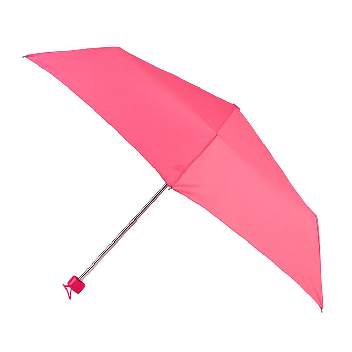 totes Coral Mini Umbrella  (3 Section)