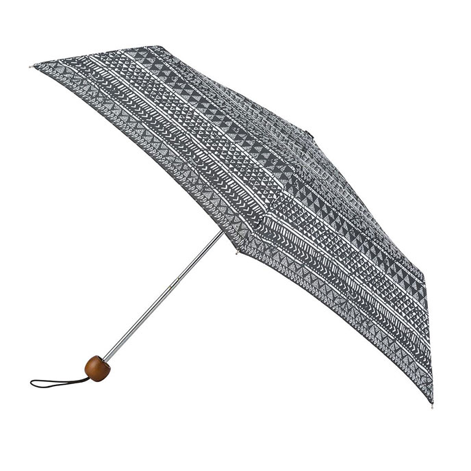 totes Supermini Tribal Print Umbrella (3 Section)