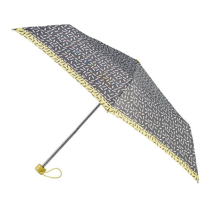 totes Supermini Sprinkles Print Umbrella (3 Section)