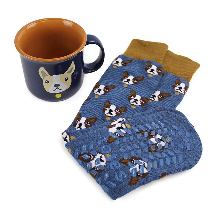 totes Mens Mug & Sock Gift Set
