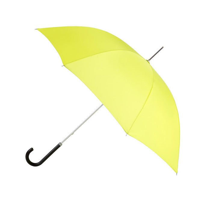 totes Ladies Lime Elegant Walking Umbrella