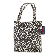 totes Leopard Print Shopping Bag