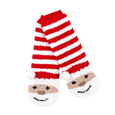 totes toasties Childrens Novelty Cosy Socks Santa