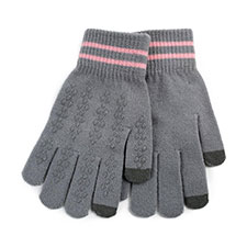 totes Ladies Original Smartouch Gloves Pink