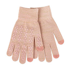 totes Ladies Original Smartouch Glove Pink