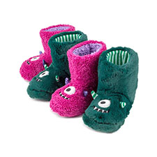 totes Children Monster Booties
